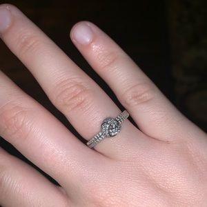 Pandora Knot Ring